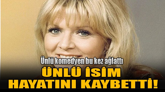 ARLENE GOLONKA HAYATINI KAYBETTİ!