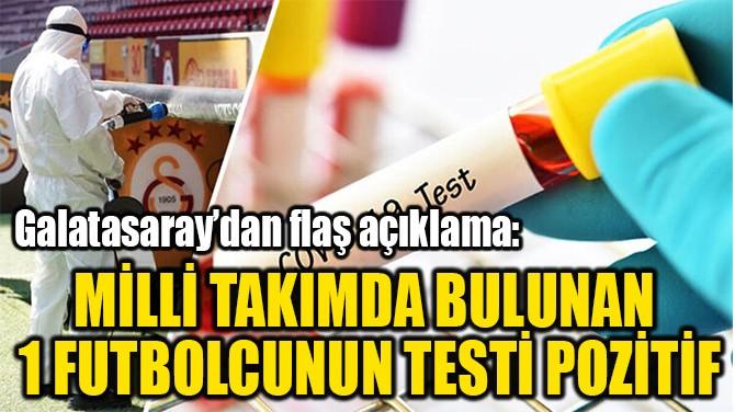GALATASARAY'DAN FLAŞ AÇIKLAMA!