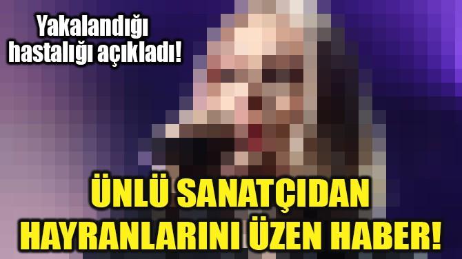 ÜNLÜ SANATÇI JESSİE J'DEN  HAYRANLARINI ÜZEN HABER!