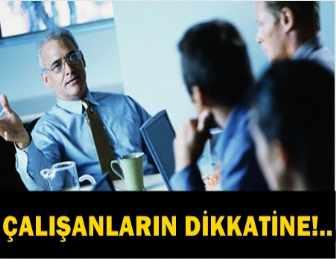 SAKIN PATRONUNUZA PİNTİ DEMEYİN TAZMİNATSIZ KOVULABİLİRSİNİZ!..