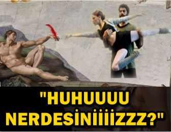 "SERENAY SARIKAYA ""Fİ""DİZİSİ PAYLAŞIMIYLA KENDİSİNİ Tİ'YE ALDI!.."