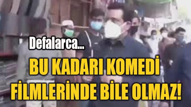BU KADARI KOMEDİ  FİLMLERİNDE BİLE OLMAZ!