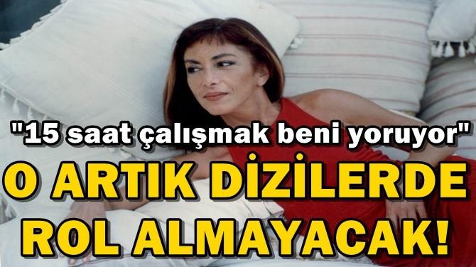 USTA İSİM DİZİLERİ BIRAKTI!