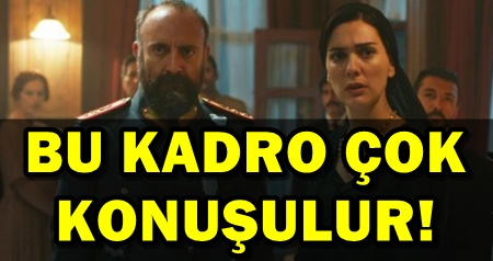 """VATANIM SENSİN"" DİZİSİNE O İSİM DAHİL OLDU!"