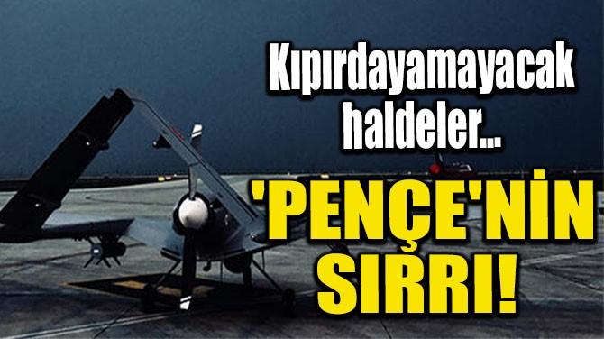 'PENÇE'NİN SIRRI