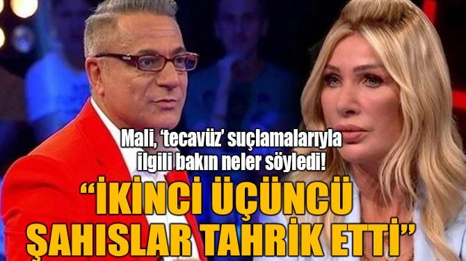 "MALİ ""İKİNCİ ÜÇÜNCÜ ŞAHISLAR TAHRİK ETTİ"""