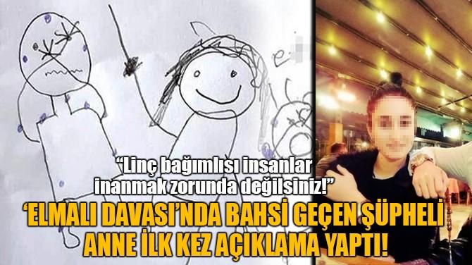 TÜRKİYE'NİN KONUŞTUĞU ANNEDEN AÇIKLAMA!