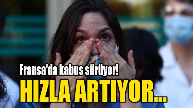 HIZLA ARTIYOR...