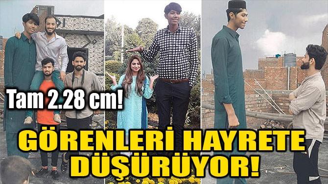 GÖRENLERİ HAYRETE DÜŞÜRÜYOR!
