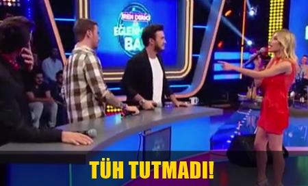 İREM DERİCİ'NİN PROGRAMI TUTMADI, BAYRAMA MUTSUZ GİRDİ!