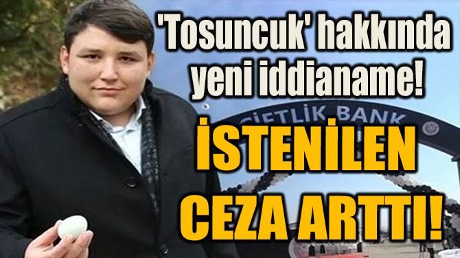 İSTENİLEN CEZA ARTTI!