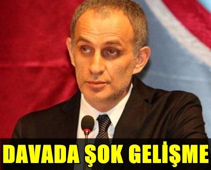 FLAŞ! TRABZONSPOR BAŞKANI İBRAHİM ETHEM HACIOSMANOĞLU'NA YAKALAMA KARARI!..