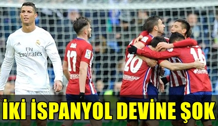 REAL MADRID VE ATLETICO MADRID'E BÜYÜK ŞOK!.. FIFA, İKİ İSPANYOL DEVİNE 2018'E KADAR TRANSFER YASAĞI KOYDU!..