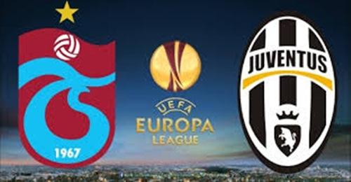 UEFA AVRUPA LİGİ'NDE BAŞARILI BİR GRAFİK ÇİZEN TRABZONSPOR, JUVENTUS'A BOYUN EĞDİ!