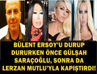 HEP AYNI ŞEY! HALUK ŞENTÜRK, BÜLENT ERSOY'UN DA BAŞINI YAKTI!..