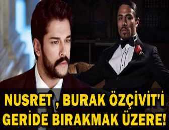 NE YAPSA ÇOK KONUŞULAN NUSRET'İ, DÜNYA TAKİP EDİYOR!..