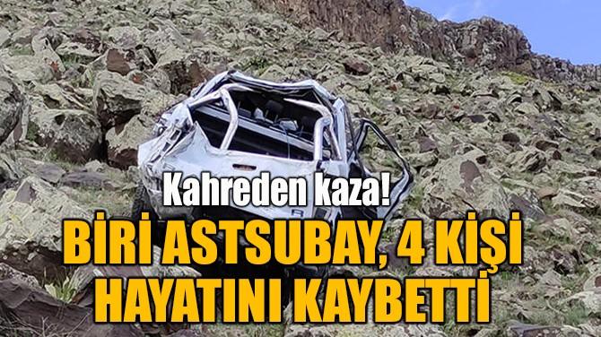 KARS'TA KAHREDEN KAZA