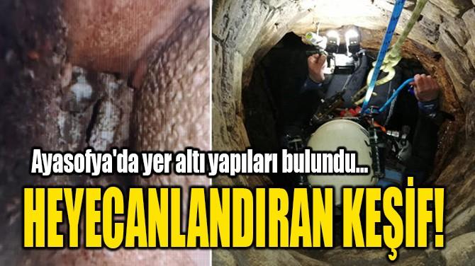 HEYECANLANDIRAN KEŞİF!