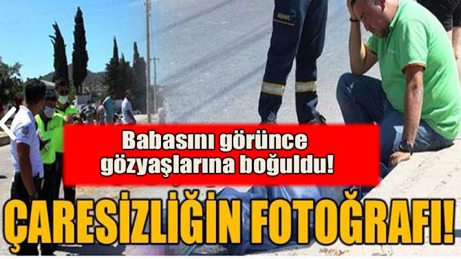 ÇARESİZLİĞİN FOTOĞRAFI!