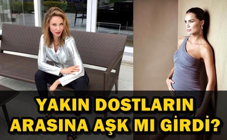 EBRU ŞALLI VE DEMET ŞENER ARASINDA İPLER GERİLDİ!