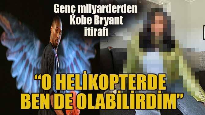 """""""O HELİKOPTERDE  BEN DE OLABİLİRDİM"""""""