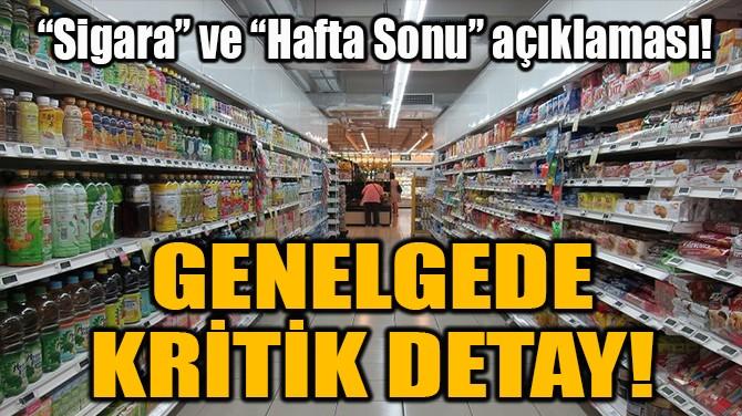 GENELGEDE  KRİTİK DETAY!