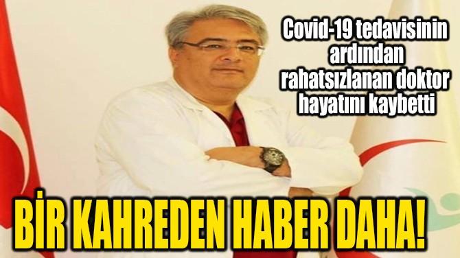 BİR KAHREDEN HABER DAHA!