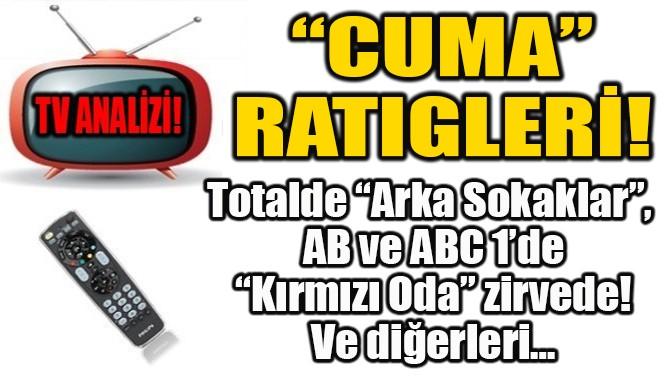 """""""CUMA""""  RATIGLERİ!"""