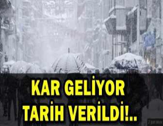 METEOROLOJİDEN KRİTİK UYARI!..