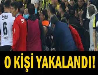 ŞENOL GÜNEŞ'İN YARALANMASINA SEBEP OLAN KİŞİ GÖZALTINA ALINDI!