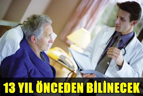 FLAŞ! TIP DÜNYASINDAN MÜJDELİ HABER! KANSER 13 YIL ÖNCEDEN BİLİNECEK!..
