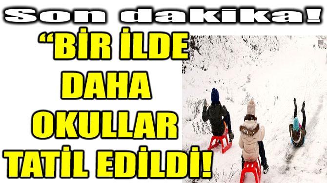 İSTANBUL'DA DA EĞİTİME BİR GÜN ARA!
