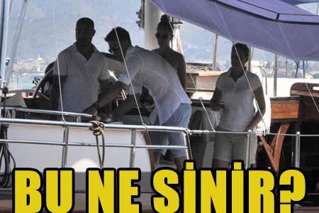 ÜNLÜ İSMİN 160 BİN TL'LİK TEKNE GEZİSİ KAVGAYLA SONA ERDİ!..