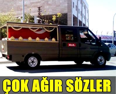 FLAŞ! 7. CUMHURBAŞKANI KENAN EVREN'İN CENAZESİNDE ŞOK PROTESTO!..