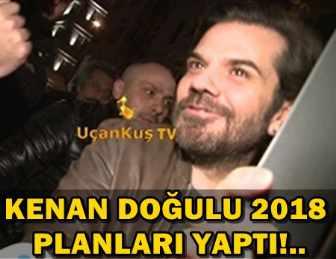 KENAN DOĞULU'DAN ''BARIŞ'' DİLEKLERİ!..
