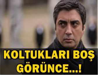 KURTLAR VADİSİ VATAN GALASINDA NECATİ ŞAŞMAZ'A BOŞ SALON ŞOKU!..
