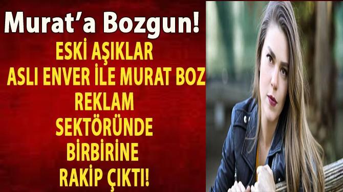 ASLI ENVER MURAT BOZ'UN KARİZMASINI FENA ÇİZDİ!