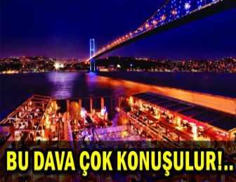 REİNA'NIN İŞLETMECİSİNDEN TAZMİNAT DAVASI!