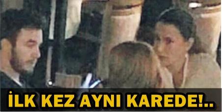 MUSTAFA CECELİ VE SELİN İMER'İN TATİL SONRASI İLK FOTOĞRAFI!..
