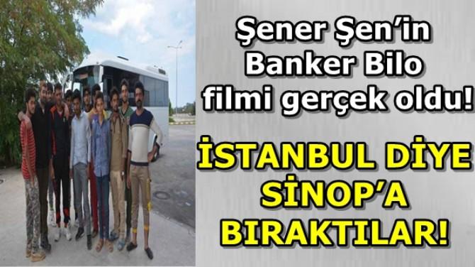 ŞENER ŞEN'İN BANKER BİLO FİLMİ GERÇEK OLDU!