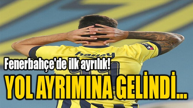 YOL AYRIMINA GELİNDİ...