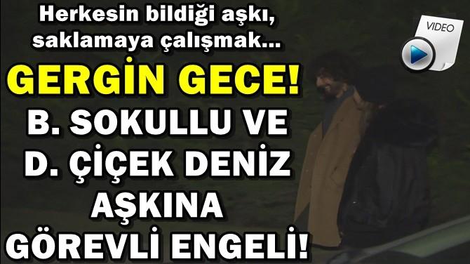 BİRKAN VE DİLAN KAÇTI, GAZETECİLER TEPKİ GÖRDÜ!