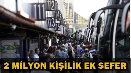 BAYRAMDA BUNLARA DİKKAT ETMEYENLER ZOR DURUMDA KALABİLİR!..