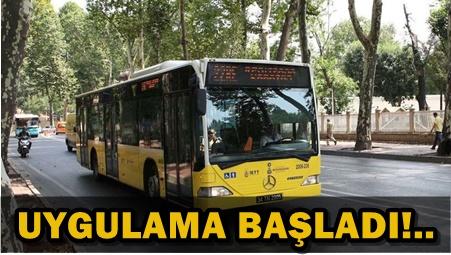 İSTANBUL'DA TOPLU TAŞIMA ZAMLANDI! İŞTE YENİ FİYATLAR!..