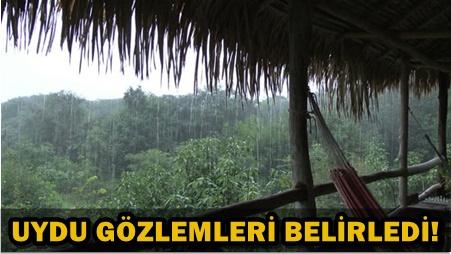 BİLİM ADAMLARI AMAZON ORMANLARI'NDA YAĞMURUN SIRRINI ÇÖZDÜ!