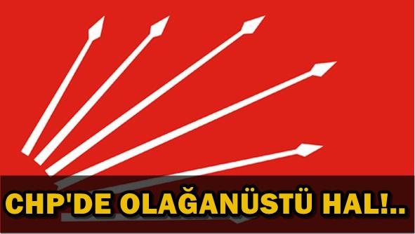 CHP PARTİ MECLİSİ YARIN OLAĞANÜSTÜ TOPLANACAK!..