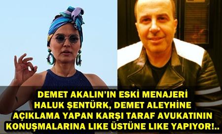 DEMET AKALIN ZOR GÜNLER YAŞIYOR, BİRİLERİ ZİL TAKMIŞ OYNUYOR!..