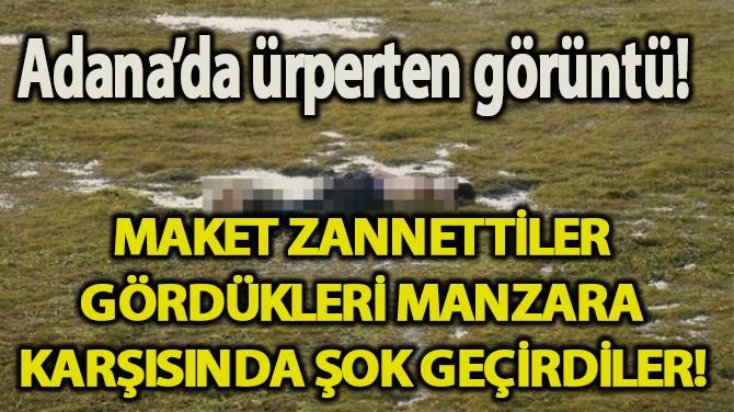 """""""HEMEN POLİSİ ARADIK"""""""
