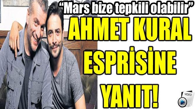 MURAT CEMCİR'DEN AHMET KURAL ESPRİSİNE YANIT!