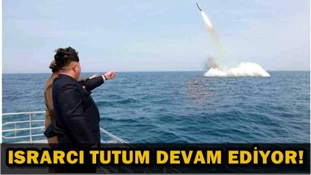 DIŞİŞLERİ'NDEN KUZEY KORE'YE KINAMA!